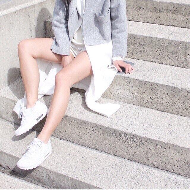 Былые кроссовки Nike Air Max 90