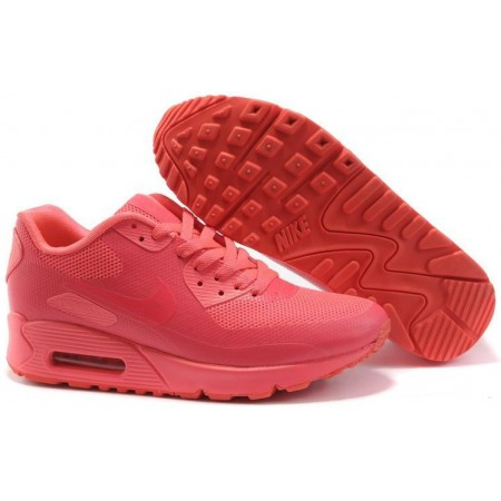 Ярко розовые Nike Air Max 90