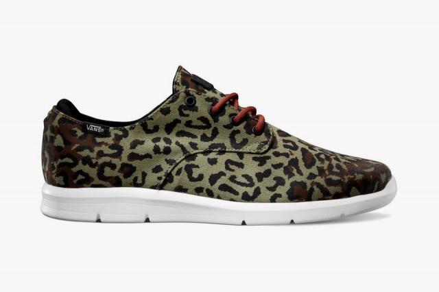Van Leopard Camo Pack