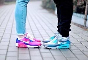 Выбор женских кроссовок Nike Air Max