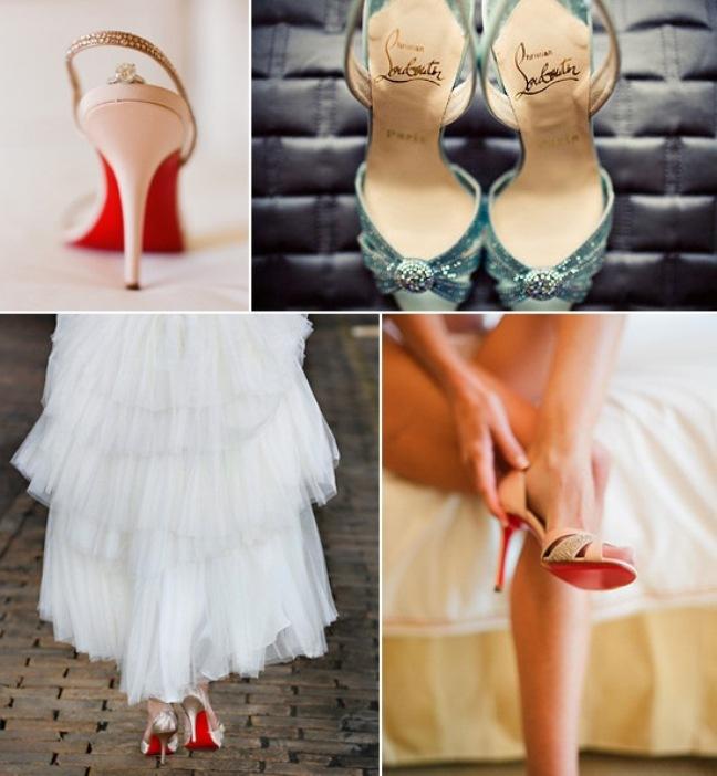 Туфельки для свадьбы