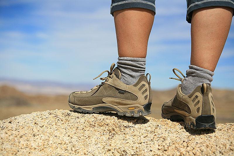 обувь туриста