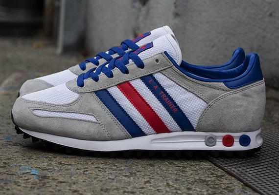 Кроссовки Adidas Original LA Trainer