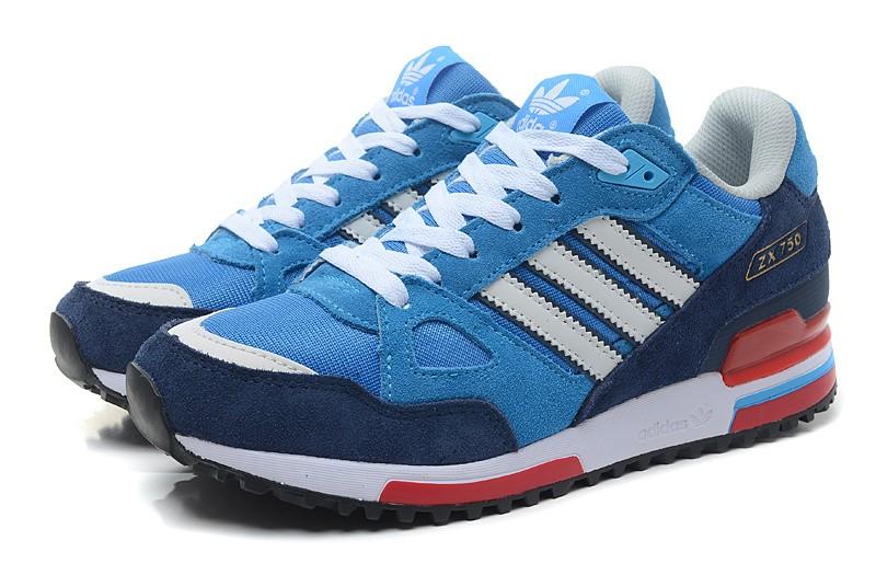 Adidas ZX 750 Men's синие