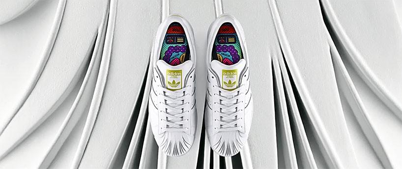 Adidas Zaha Hadid Supershell Suoerstar