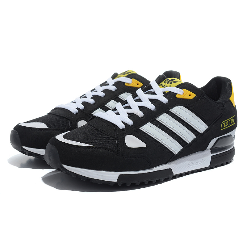 AdidasZX 750 Men's черно-желтые