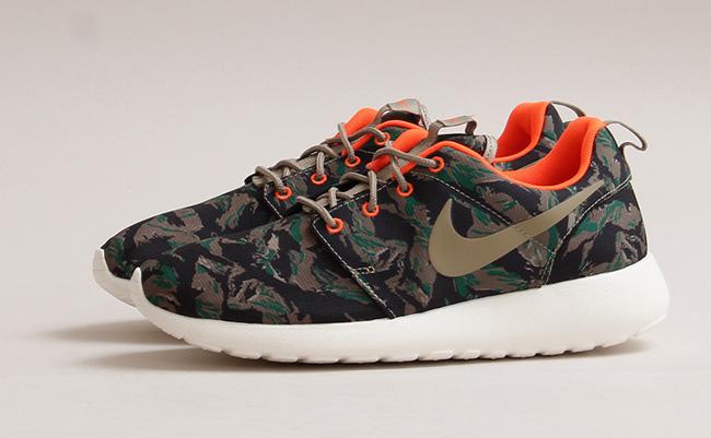 Модель Nike Roshe Run CAMOUFLAGE