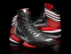 Баскетбольные кроссовки Adidas AdiZero Crazy Light 2