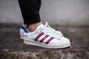 Кроссовки Adidas Consortium 10th Anniversary Superstar