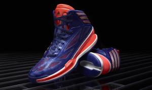Баскетбольные кроссовки Adidas Crazy Light 3