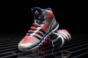 Баскетбольные кроссовки Adidas CrazyQuick