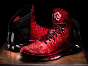 Баскетбольные кроссовки Adidas D. Rose