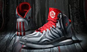 Баскетбольные кроссовки Adidas Rose 4.5