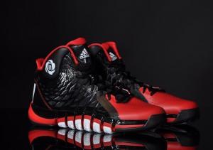 Баскетбольные кроссовки Adidas Rose 773 2