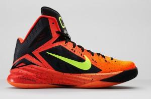Баскетбольные кроссовки Nike Hyperdunk 2014