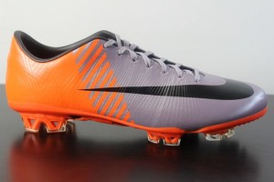 Бутсы Nike Mercurial Vapor Superfly II 2010 года
