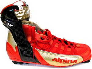 Ботинки для лыжероллеров Alphina