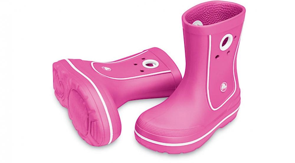 Детские резиновые сапоги Crocs