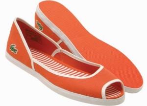 Балетки Lacoste Orange