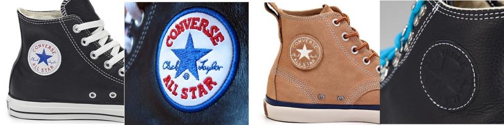 Логотипы Converse