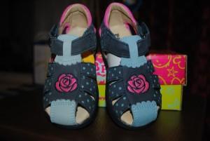 Детские ортопедические кроссовки Papaya