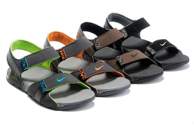 54b5a324 Мужские сандали Nike - основные виды и наиболее популярные модели