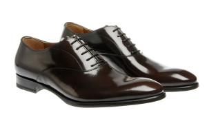 Мужские туфли Оксфорд