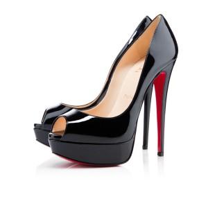 Туфли на высоком каблуке Christian Louboutin