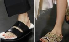 Женщины в ортопедической обуви
