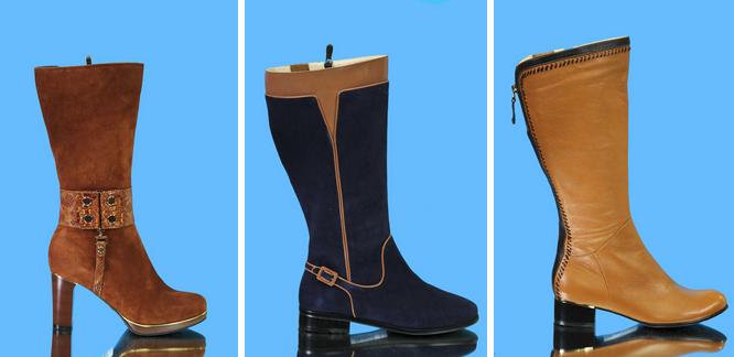 Женская обувь для широкой ноги