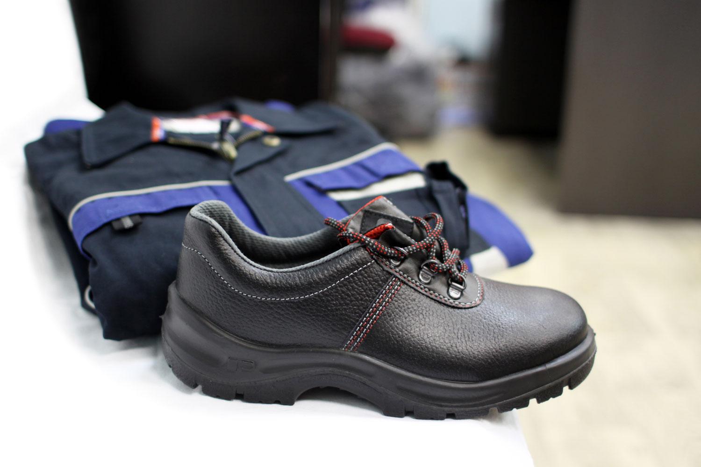 Рабочая летняя обувь